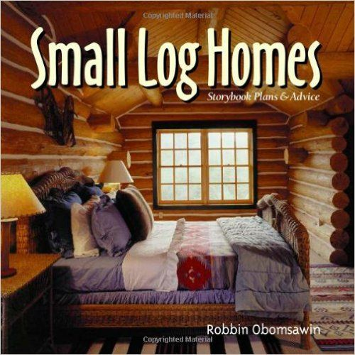 Small log cabin kits get you into a log home for an affordable price and with an efficient use of materials.
