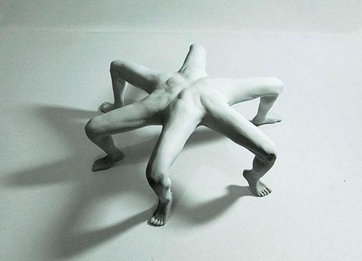 Stranatomie – Les étranges sculptures anatomiques d'Alessandro Boezio