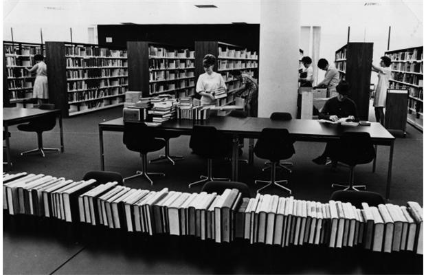 June 15, 1967: New downtown library opens as monument to Canada's centennial year