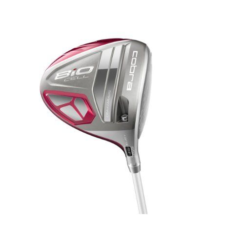 Cobra Women's Bio Cell Golf Driver, Right Hand, Graphite, Ladies, Beetroot Purple