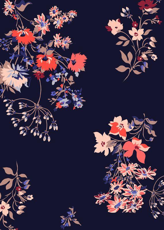 best 25 flower pattern design ideas on pinterest pretty
