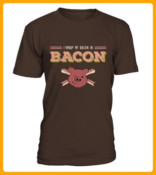 I Wrap My Bacon In Bacon Shirt For Someone Who Loves Food - Foto shirts (*Partner-Link)