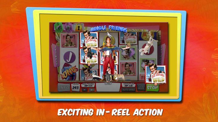 Playtech выпустила новый игровой автомат Ace Ventura.  Легендарный производитель онлайн-слотов—компания Playtech презентовала новый фирменный игровой автомат Ace Ventura, который основан на всемирно известной комедии «Эйс Вентура: Розыск домашних животных».