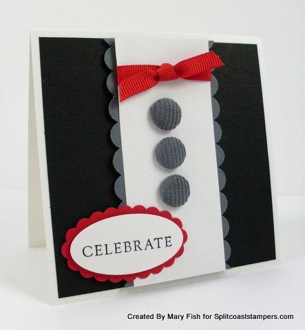 tuxedo card: Card Idea, Cute Cards, Weight Loss, Cards Masculine, Healthy Weight, Cards Cards, Weightloss, Masculine Card, Guy Card