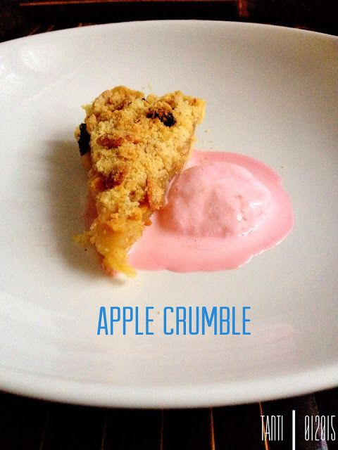 DiNeAt: Apple Crumble