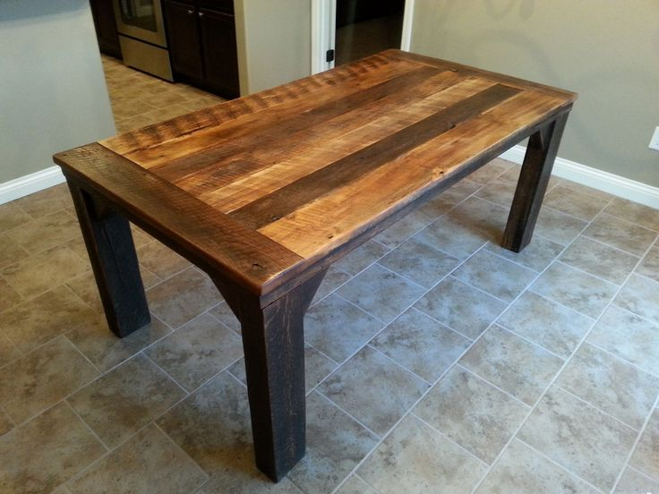 best  about Barn wood furniture ideas on Pinterest