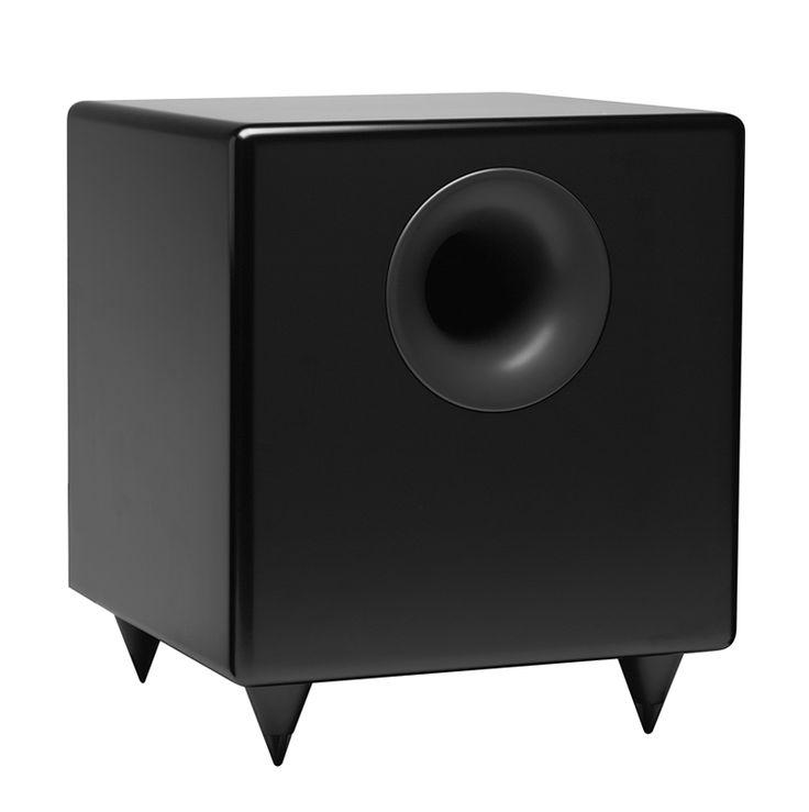 AudioEngine S8 Black Premium Powered Subwoofer Kinerja yang baik untuk musik, film, dan game. Audioengine S8 adalah ekstensi bass yang sempurna untuk Audioengine speaker bertenaga atau sebagai fitur upgrade ke sistem musik. Ukuran super kompak dan sudah tersedia Wireless.