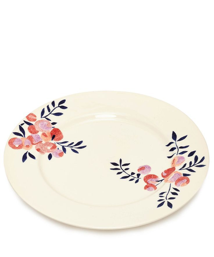 Flowers Of Liberty Wiltshire Liberty Print Dinner Plate Kitchen And Dining Liberty Co Uk We Are Want To Say Thanks Ceramic Painting Pottery Painting Plates