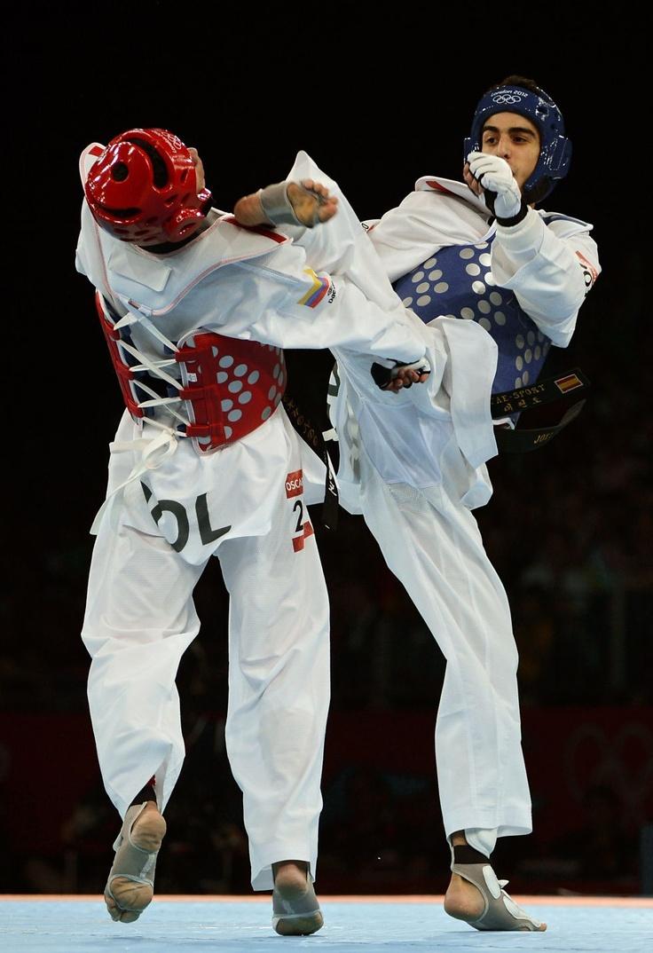 Joel González logra el primer oro del taekwondo español #jjoo2012