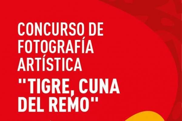 """Se lanza el concurso fotográfico """"Tigre, cuna del remo"""""""