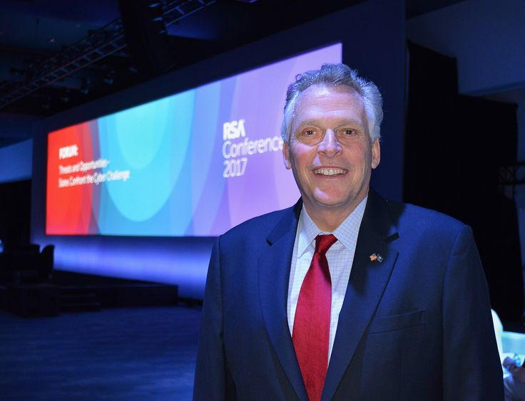 Q&A: Virginia governor talks cyber, warns states not to be the weakest link | #statescoop | #virginia #governor #cyber #government #technology #govtech #security