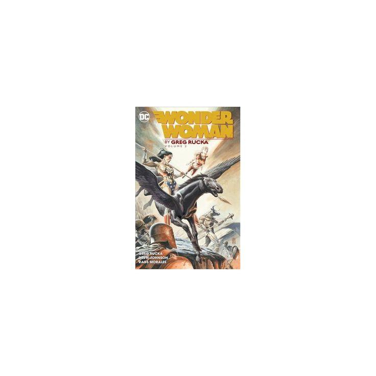 Wonder Woman 2 (Paperback) (Greg Rucka & Geoff Johns)