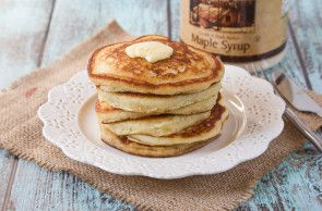 Make and share this TSR Version of IHOP Buttermilk Pancakes by Todd Wilbur recipe from Food.com.