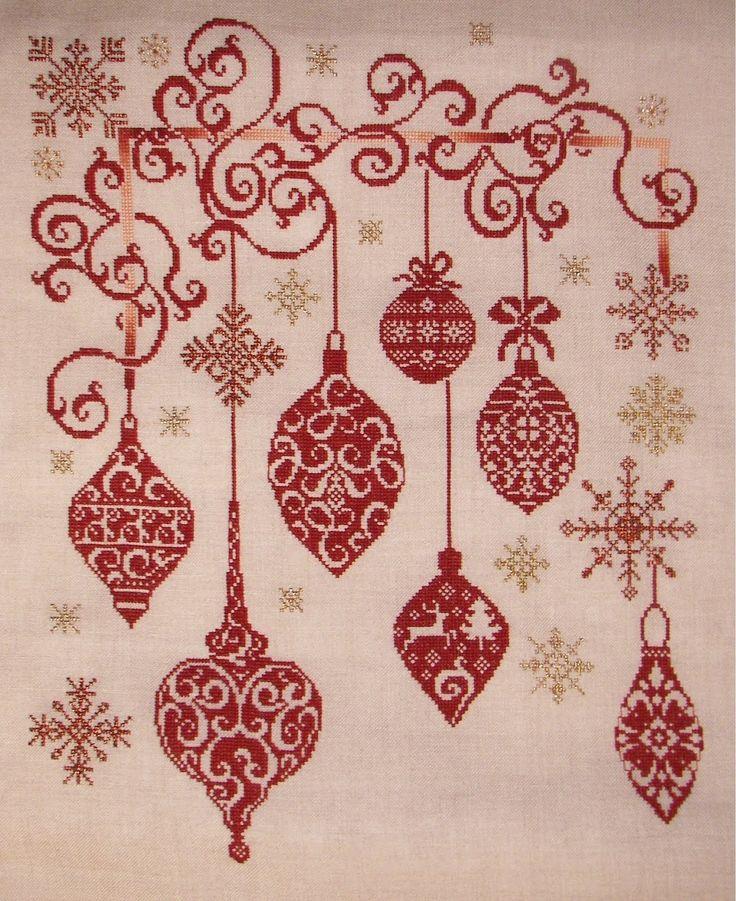 So pretty! I can't wait to start making Christmas stuff!