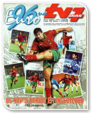 Euro 96 na TV 7 Dias