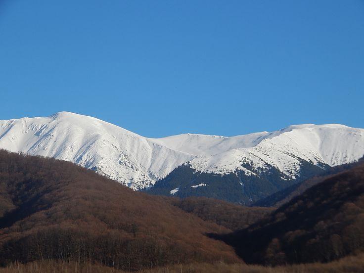 Ski de randonnée nordique en Roumanie