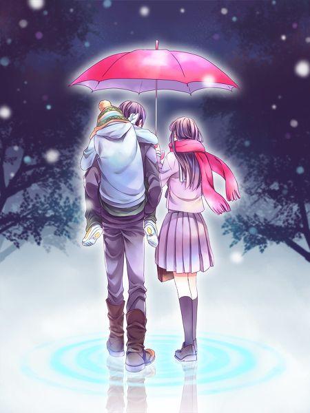 Noragami - Isso realmente representa a relação entre eles :3