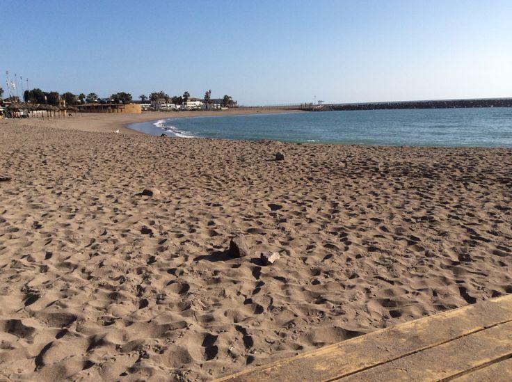 Playa Laucho, Arica