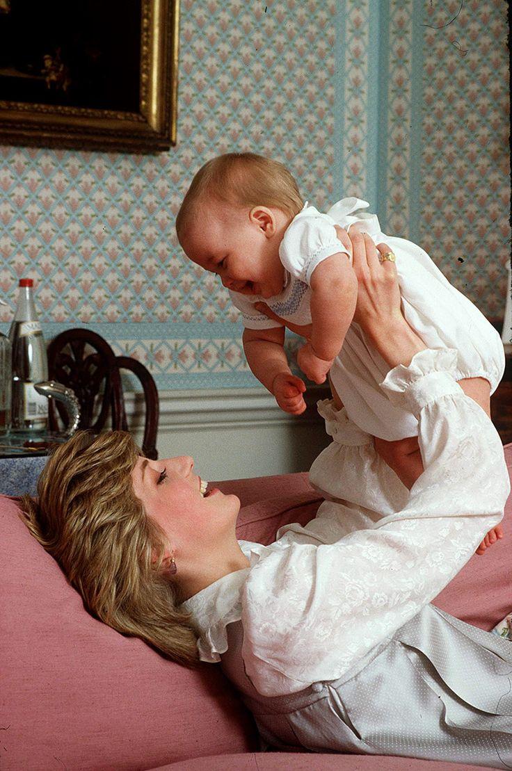 Iconos Mamas - Diana de Gales #Mother