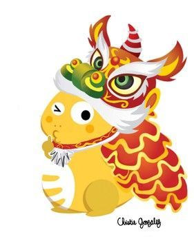 chinese new year dragon dino vipkid rewards
