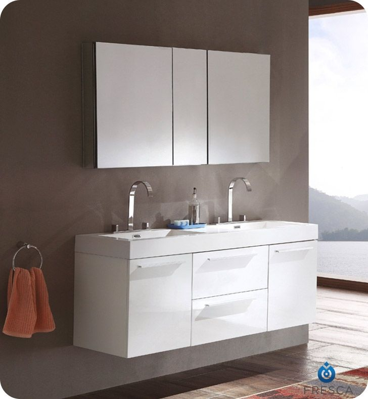 White Bathroom Sink Cabinets bathroom vanities and cabinets - creditrestore