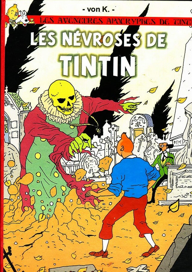 Tintin - Tenten in Dutch Kuifje Unknown publication