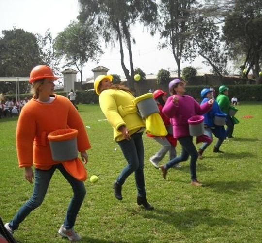 Cómo organizar una gymkana para adultos