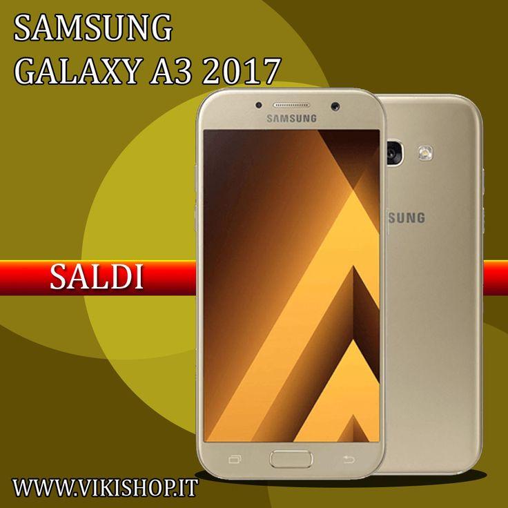 Smasung Galaxy A3 2017 Italia in Offerta!   https://lnkd.in/fHFwQYZ #samsunga3 #galaxya3 #samsunga32017 #samsunga3prezzo #samsunga3italia