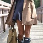 What to wear on a rainy summer day