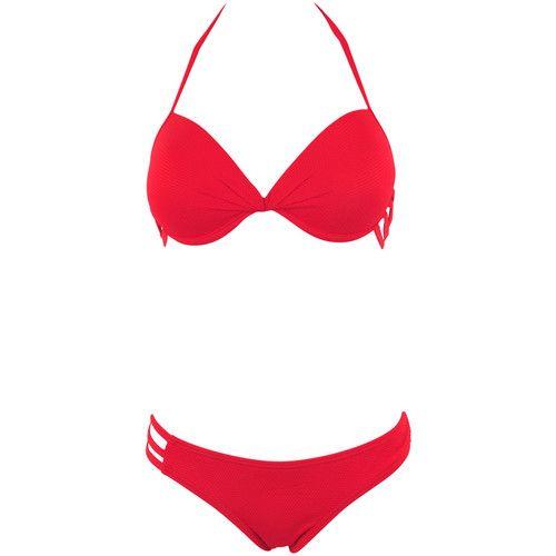 Maillots+de+bain+2+pièces+Dag+Adom+Maillot+2+pièces+balconnet+rouge+rouge+30.00+€