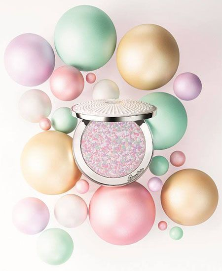 collection Guerlain spring glow 2016 #maquillage #beauté #collection #springglow #guerlain #monvanityideal