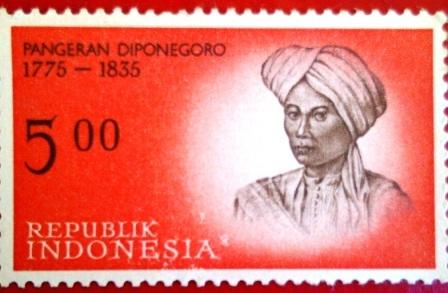 Pangeran Diponegoro, 1775-1835 : Indonesian Heroes