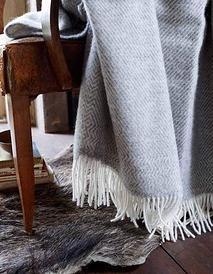 Roros Tweed woolen blankets