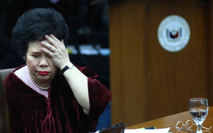 Senator Miriam Defensor-Santiago Crucifies Napeñas For His Incompitence in the Mamasapano Clash - Calling Him an Utter Failure