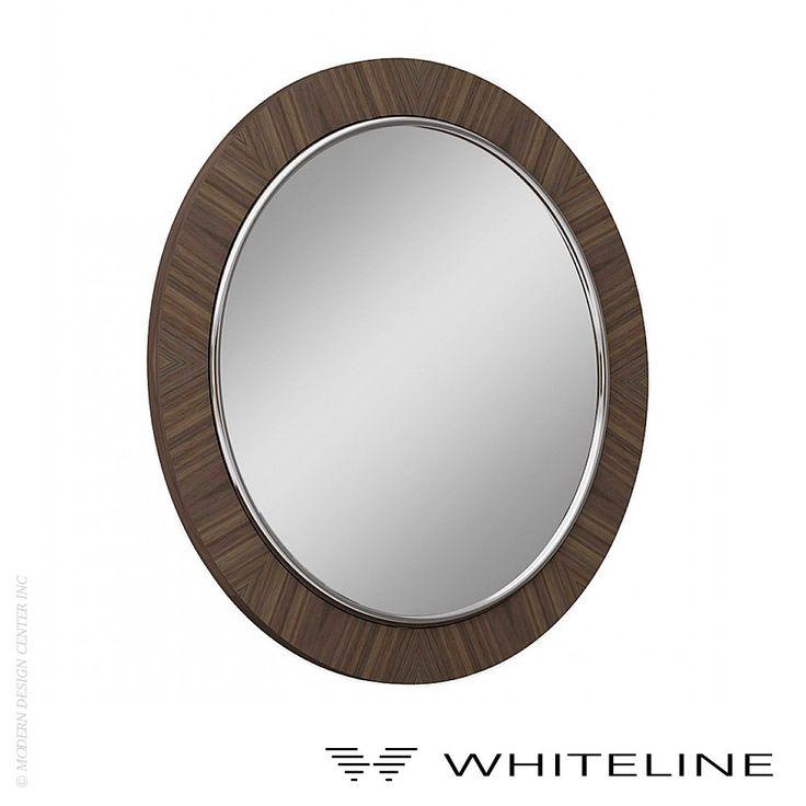 Concavo Mirror by Whiteline