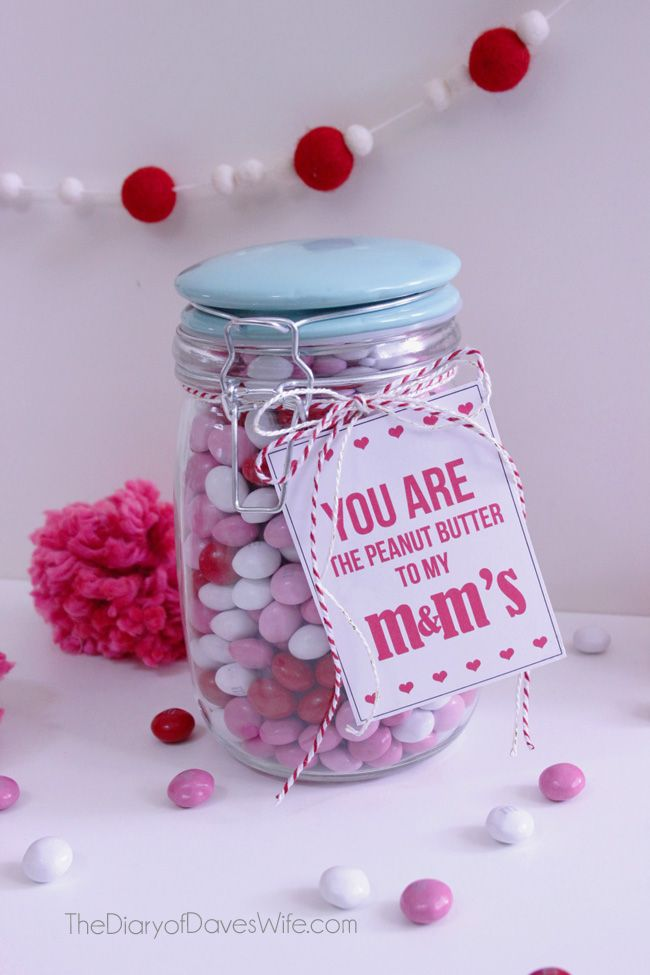 Peanut Er M S Valentine Gift Ideas Pinterest Gifts Valentines And Day