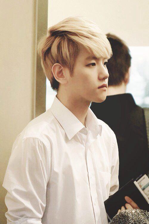 Baekhyun EXO K Korean Bacon my 4th bias so adorableee:3:3 #baekhyun #exo