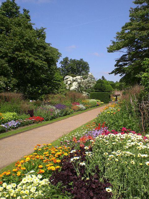 National Trust Garden, England