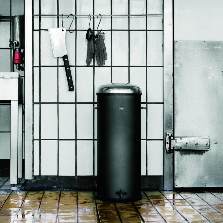 Een prullenbak die gezien mag worden #kitchen #bin