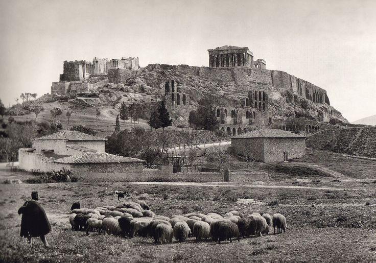 107 αριστουργηματικές φωτογραφίες μιας απλής, ήσυχης Ελλάδας (1903-1930) Fr. Boissonas