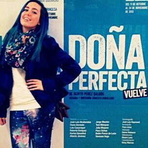 Doña Perfecta Vuelve (Sonia Gómez, Sweet California)