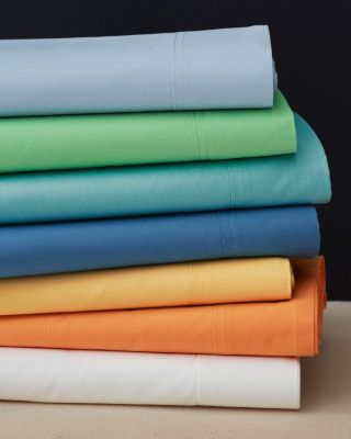 for high thread count sheets fiesta solid percale bedding http
