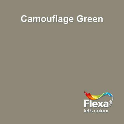 Flexa Creations kleur: Camouflage Green