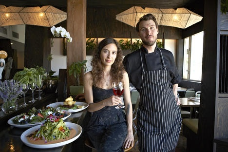 The Acorn puts artistry into its all-vegetarian fare