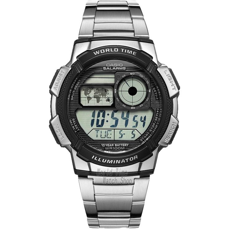 Like and Share if you want this  Casio watch Waterproof multi-functional sports male watch AE-1000WD-1A AE-1100WD-1A     Tag a friend who would love this!     FREE Shipping Worldwide     Get it here ---> https://shoppingafter.com/products/casio-watch-waterproof-multi-functional-sports-male-watch-ae-1000wd-1a-ae-1100wd-1a/
