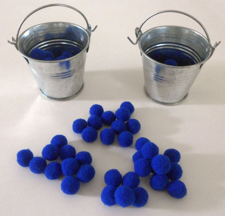 Tin pails and blueberries - Blueberries For Sal by Robert McCloskey - Ivy Kids subscription box activities.