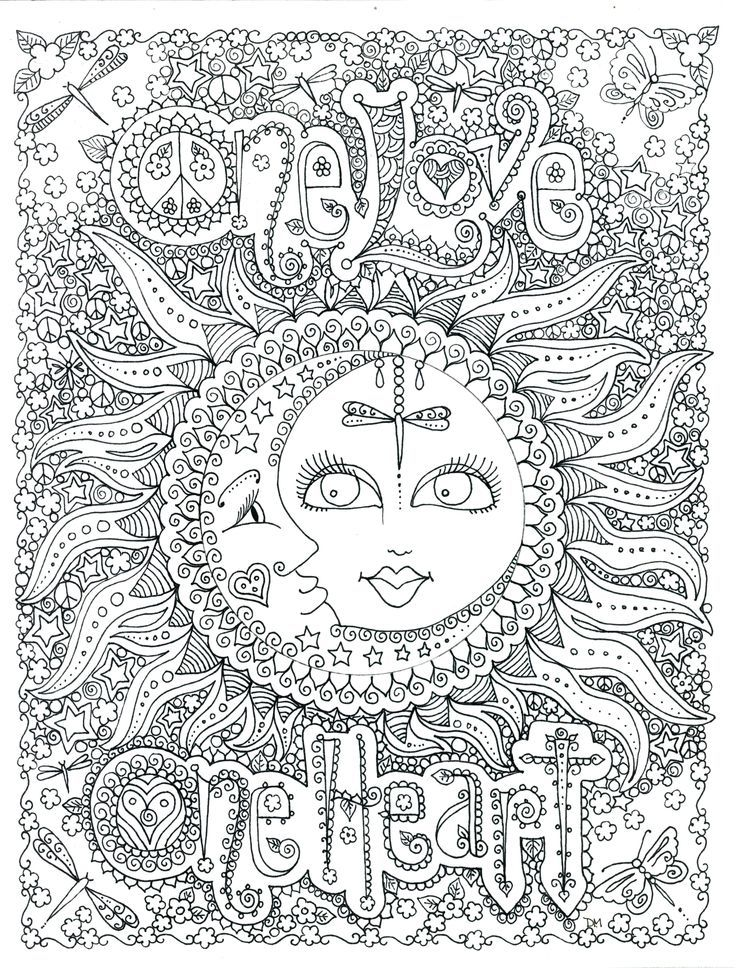 One Love Coloring Pages <b>one love</b> poster by chubby mermaid on etsy.com adult <b></b>