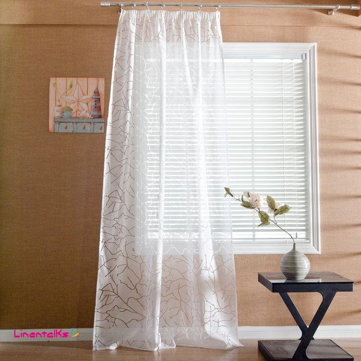1000 id es sur le th me rideaux modernes sur pinterest rideau baie vitr e rideaux et baies - Rideaux baie vitree moderne ...