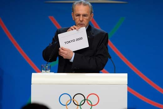The International Olympic Committee announced Saturday (Sept. 7) that Tokyo, Japan has been chosen to host the 2020 Summer Olympic Games, beating out Madrid and Istanbul in the final vote.