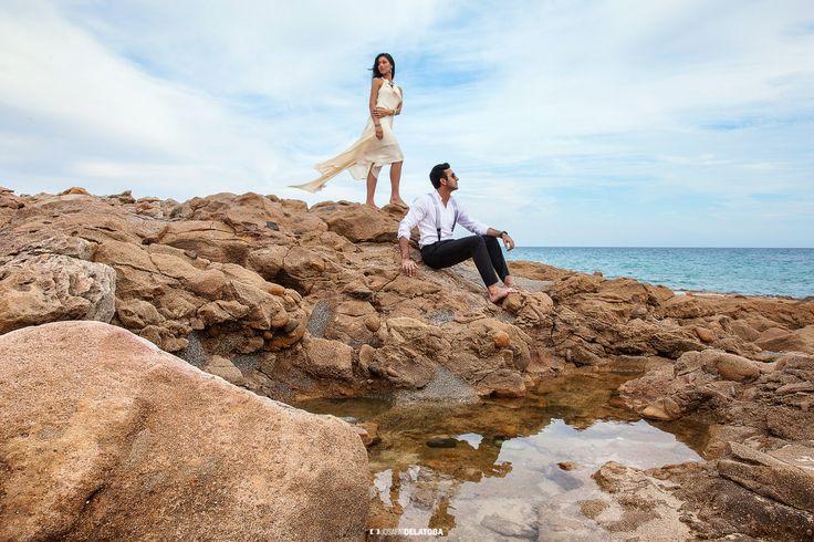 Engagement session at East Cape #weddingsinloscabos #engagement #loscabos #cabophotographer #josafatdelatoba